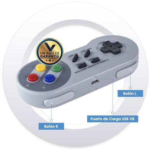 Control_SNES_Classic_Inalambrico_Virtual_Zone_2