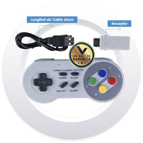 Control_SNES_Classic_Inalambrico_Virtual_Zone_4