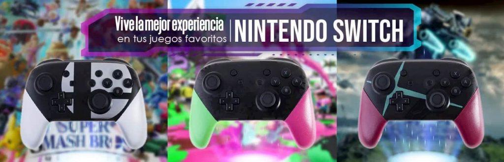 tienda de videojuegos nintendo