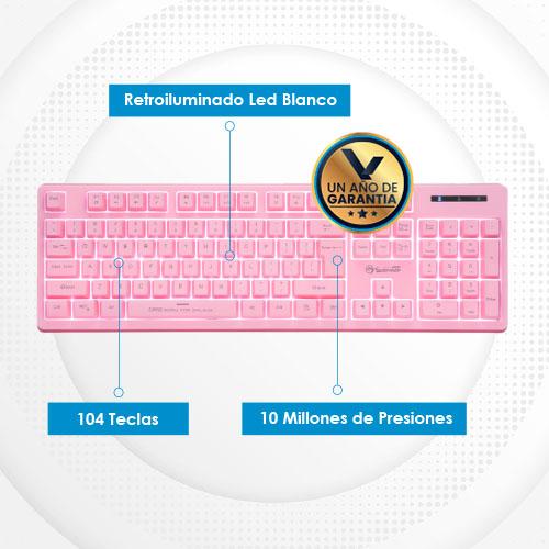 Combo_Teclado_Mouse_Diadema_Tapete_CM418_Marvo_3_Virtual_Zone