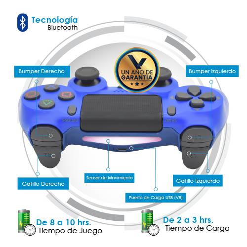 Control_Inalambrico_Ps4_PC_Azul_3_Virtual_Zone