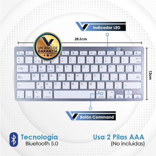 Teclado_Inalambrico_Bluetooth_Gris_Ingles_Virtual_Zone_2